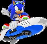 Free Riders Sonic 2