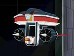 Gun Hawk Sonic X