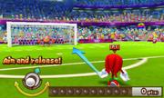 Mario Sonic London 3DS Gameplay 209