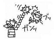 Mystic Cave Sketch 3