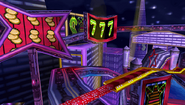 Neon Palace Background 2