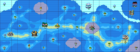 Sea Chart Sonic Rush Adventure