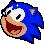 Segasonic sonic head icon3