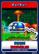 Sonic & Knuckles karta 7