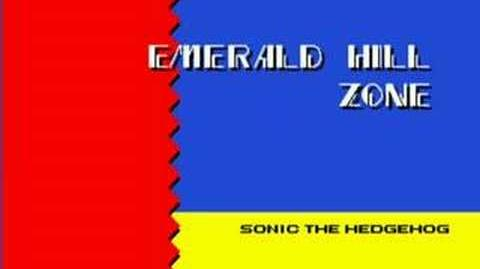 Sonic 2 Music Emerald Hill Zone (1-player)