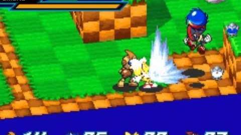 Sonic Battle Green Hill Zone