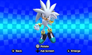 Sonic Generations 3DS model 12