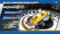 Tails Legendary Hybrid Aero Engine Front