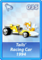 Card 035 (Sonic Rivals)