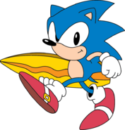 Classic Style Guide Sonic 23