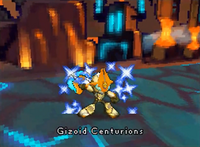 Gizoid centurion