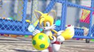 MASATRTOG Tails Playing Soccer