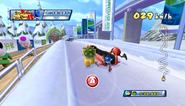 Mario Sonic Olympic Winter Games Gameplay 097