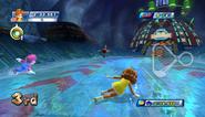 Mario Sonic Olympic Winter Games Gameplay 288