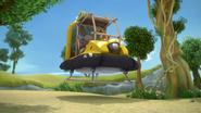 S1E16 Tailsmobile float