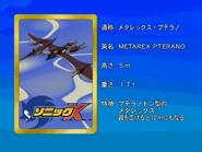 Sonic X karta 123
