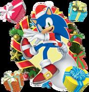 Sonic Xmas 2