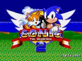 Sonic the Hedgehog 2 (прототип Саймона Вэя)
