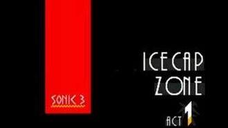 StH3 Music Ice Cap Zone Act 1