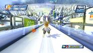 Mario Sonic Olympic Winter Games Gameplay 021