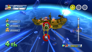 Mario Sonic Olympic Winter Games Gameplay 256