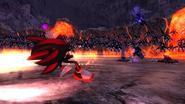 Mephiles boss battle 4