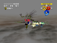 Metal Overlord Chaos Control