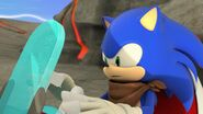 S1E11 Sonic freeze ray sights