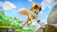 S2E01 Tails flying