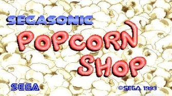 Segasonic Popcorn Shop (セガソニック ポップコーンショップ) (Export) - Jogo Completo Full Game