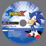 SonicXDisc