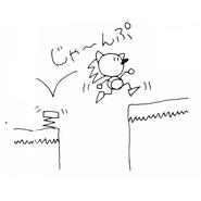 Sonic 1 sketch 5