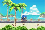 Sonic Advance trailer 3