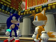 Sonic Adventure DC Cutscene 175
