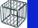 Cage (metal bar container)