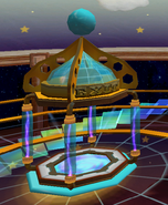 Chao World teleport