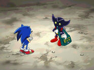 Ep18 Sonic and Bokkun