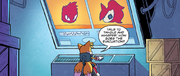IDW 21 Tails Lab Computer