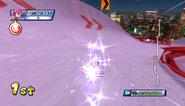 Mario Sonic Olympic Winter Games Gameplay 188