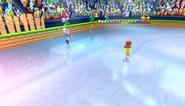 Mario Sonic Olympic Winter Games Gameplay 330