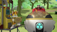 S2E23 Tails and Eggman