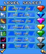 SJ Level Select