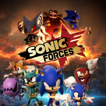 Sonic Forces Sonic News Network Fandom