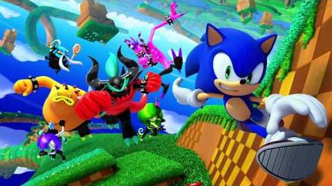 Sonic Lost World OST - Wonder World Main Title Theme-0