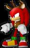 Sonic Runners Christmas Knuckles Model