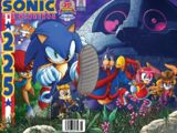 Archie Sonic the Hedgehog Issue 225