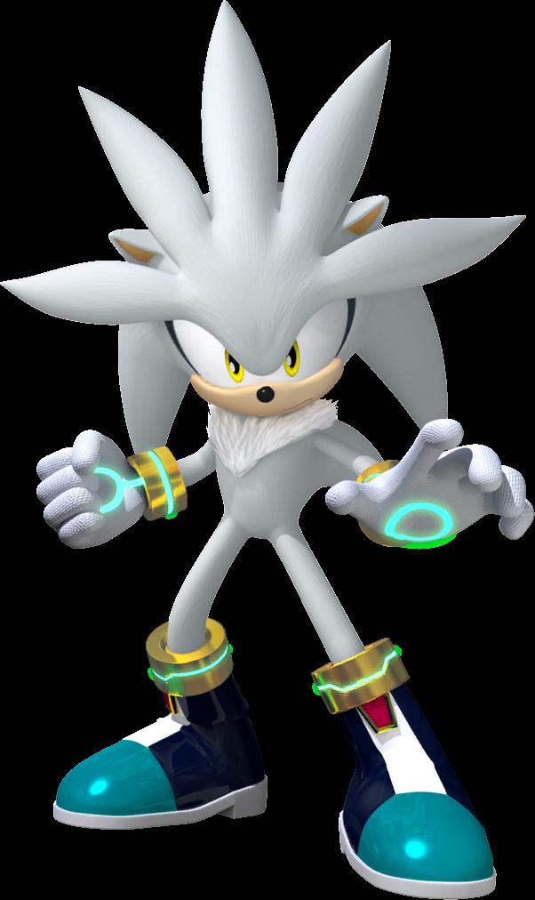 Silver The Hedgehog Sonic News Network Fandom Powered