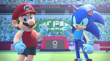 『マリオ&ソニック AT 東京2020オリンピック』プロモーションビデオ