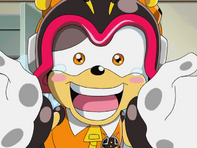 Charmy Sonic X derp