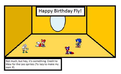 Happyb-dayFly